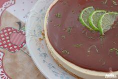 Torta Mousse de Limão com Chocolate - Receita Completa - Amélia com Vaidade 3