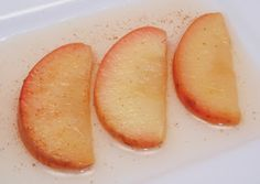 Cinnamon Baked Apples - Not only do these apples taste wonderful, they make your whole house smell great!