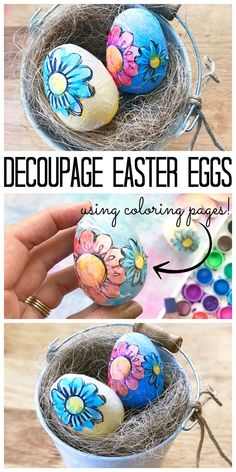 Make these decoupage