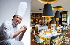 Top picks from Chef Tam Kwok Fung in Macau, from eating to exploring. Jade Dragon, Michelin Star, Executive Chef, Macau, Learn To Cook, Edible Art, Hong Kong, Interview, Creativity