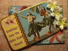"""ATC, """"Vintage Hawaii"""""""