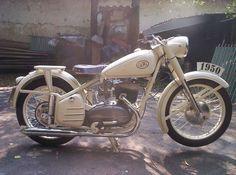 Csepel 250 – hungarian motorcycle