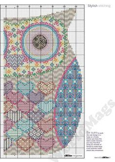 Patrones punto de cruz en pdf (pág. 2841) | Aprender manualidades es facilisimo.com