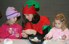 Start your Night of Lights celebration at the Community Center at 233 W Main with free activities for the kids starting at 4:30pm on Wed, Nov 27th. There will be crafts, refreshments & a holiday movie. Donate a new or gently used bear & be entered to win a giant elf bear. Kids can shop for inexpensive holiday gifts for $2 or less at the North Pole Stop-n-Shop, while Mom & Dad shop for handcrafted items at Candy Cane Lane. Don't miss the light display on the Community Center roof at 6pm!