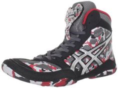 Asics Split Second 9 LE Camo Wrestling Shoes ASICS. $92.95
