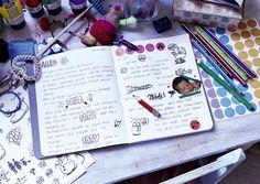 dot on diary #Family - Das #Familienalbum mit den #Illustrationen   #klebepunkte #Illustrationen #Tagebuch #diy #doton #diary #madeingermany
