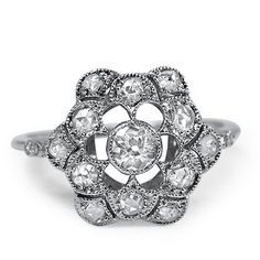 The Quillan Ring from Brilliant Earth