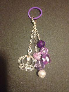 Purple Crown Jewels Vape Charm by CthulhusJewels on Etsy, $5.50