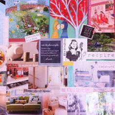 Visualisation, Atelier, Board