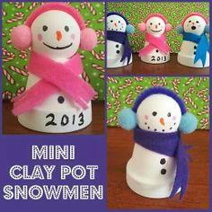 Cute Christmas kids craft