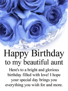 A Blue Rose Is Quite Rare Just Like Cherished Aunt If You Have Special In Your Life Take Mome