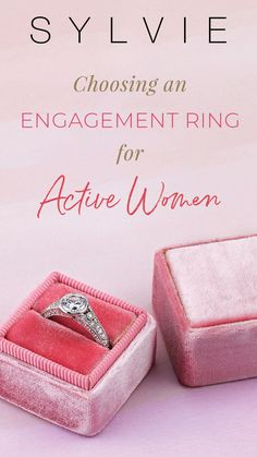 A lot of women, when choosing engagement rings, focus on the style and look of the rings rather than how durable or convenient to carry they will be. Choosing an Engagement Ring for Active Women | Sylvie Collection Split Shank Engagement Rings, Classic Engagement Rings, Platinum Engagement Rings, Engagement Ring Styles, Designer Engagement Rings, Engagement Ring Settings, Matching Wedding Bands, Fashion Rings, Spiral