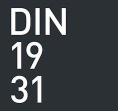 Credit: Domenic Lippa DIN 1451Designed in 1931 for the German standards body DIN – Deutsches Institut für Normung (Ger...