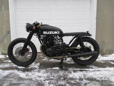 """1977 Suzuki gs550"" by drklrdpcky in CafeRacers"