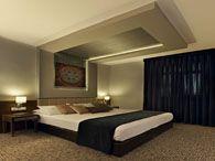 Ambador Hotel Istanbul Near Blue Mosque Turkey In