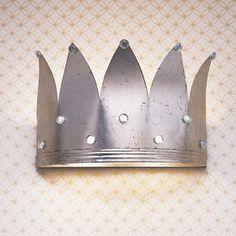 Check out Crown Jewels Silver Bath Light from Shades of Light Gold Leaf Crown, Gold Leaf Headband, Gold Wedding Crowns, Bath Girls, Kids Bath, Silver Tiara, Bath Light, Crown Jewels, Gold Leather