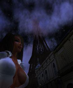 Paris / Second Life
