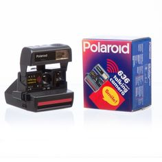 Polaroid 636 Talking Camera – Black from Photography Boutique - (Save Polaroid 636, Fresh Outfits, Cool Things To Buy, Stuff To Buy, Buy Shoes, Photography Tips, Fashion Online, Fashion Accessories, Boutique
