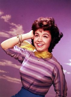 Annette  Funicello  (10/22/42-4/8/13); died from complications of MS