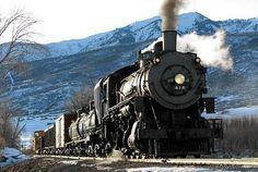 Heber Creeper   Rail & Smoke 5