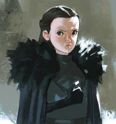 Ramon Nuñez is a Madrid-based artist whose Game of Thrones character illustrations rock the world expecting the final season of the popular TV show. Art Game Of Thrones, Dessin Game Of Thrones, Game Of Thrones Funny, Game Of Thrones Cartoon, Game Of Thrones Characters, Arya Stark, Game Of Thrones Personajes, Character Illustration, Illustration Art