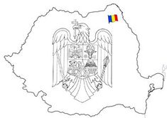 traiasca-romania-fise-de-colorat-1-decembrie-24-ianuarie.gif (1024×726) History Of Romania, 1 Decembrie, Activities For Kids, Crafts For Kids, Disney Coloring Pages, Preschool, Doodles, Drawings, Moldova