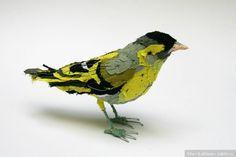 Текстильные птицы от Abigail Brown / Игрушки / Бэйбики. Куклы фото. Одежда для кукол