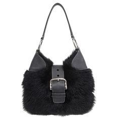 discount prada handbag - prada shearling leather tote, prada small zip wallet