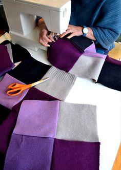 handmade blankets - crampton d+a