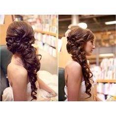 Prom hair (partial idi like this a lot but I might need longer hair for this