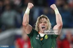 Brian O'Driscoll has heaped praise on South Africa scrum-half Faf de Klerk ahead of their Rugby World Cup final with England, describing him as Rassie Erasmus' 'little general'. World Cup Final, Rugby World Cup, Semi Final, African History, Pretty Boys, In This World, South Africa, Compliments