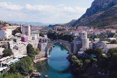 Mostar bridge 3