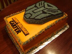 -Transformer Cake