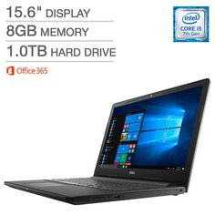 Dell Inspiron 15 3000 Series Laptop - Intel Core i5