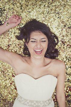 every bride should feel like this! shot by ourlaboroflovebyheidi.com