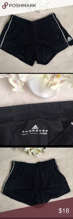 adidas sport shorts trendy black sport shorts. excellent condition. 💕 adidas Shorts