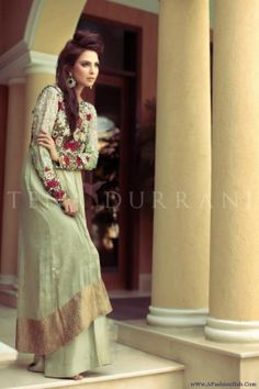 .Shalwar kameez  Designer: Tena Durrani