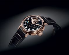 Pilot Type 20 Tourbillon Moonphase
