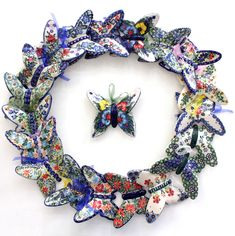 Polish pottery is not just kitchenware. There are also lovely accessories in many different shapes and patterns that will make your home much cosier. So which butterfly is the right one for you? Find it at http://slavicapottery.com