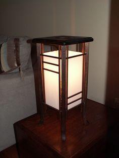 Japanese Lamp @ J-Fed.com