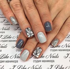 From general topics to more of what you would expect to find here, nail-art-stickers. Glam Nails, Fancy Nails, Love Nails, Beauty Nails, My Nails, Hair And Nails, Fabulous Nails, Gorgeous Nails, Pretty Nails