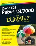 #Computing #Internet #Books #Wiley,_John_&_Sons,_Incorporated #shopping #sofiprice Canon EOS Rebel T5i/700D For Dummies - https://sofiprice.com/product/canon-eos-rebel-t5i-700d-for-dummies-94844480.html