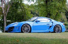 "Anibal Automotive Porsche Cayman /Boxster ""RUSH"" Wide-body Kit"