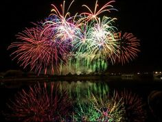 Can't wait to be at Smith Mountain Lake for the 5th! Grilling and fireworks and water fun are to be had :)