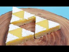 rosannapansino: New Video! Made Triforce Lemon... | Nerdy Recipes