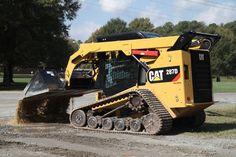 Caterpillar updates six compact track loaders and multi-terrain loaders to the D Series with a new cab and lift-arm design, and increased engine performance.