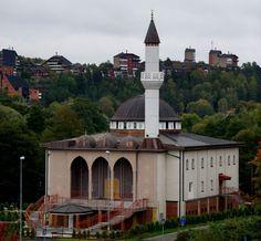 Fittja Mosque, Botkyrka, Stockholm, Sweden