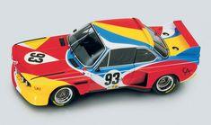 BMW Alexander Calder Art Car - Google Search