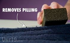 This thing is sweet, but I think A Pumis Stone would do the same trick! The All-Natural Sweater Stone Removes pilling and balling from knits and fabrics. How To Remove Pilling, Diy Cleaning Products, Cleaning Hacks, Breaking In Shoes, Fabric Shaver, Everyday Hacks, Fashion Themes, Unique Gifts For Her, Fashion Essentials