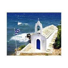 Kythira photos .Kythira photo gallery fotos Map Kithira pictures island isola ile isle insel Greece Grece Grecia - Rhodes-Greece.info - Rhodes-Greece.info found on Polyvore
